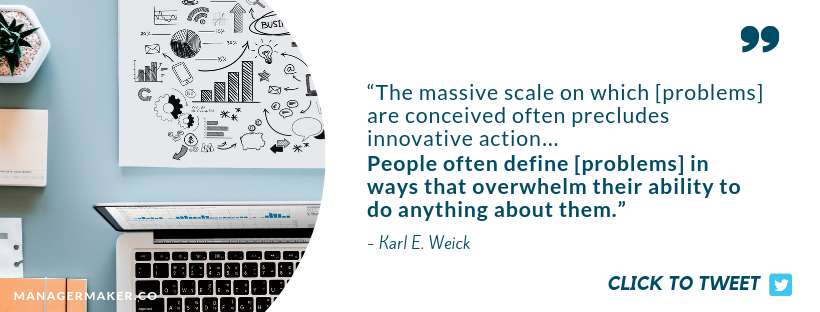 Team Goals Guidance Quote by Karl Weick